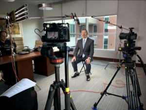 location video interview in Pittsburgh